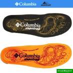 コロンビア モントレイル Columbia montrail ENDURO SOLE BU4573 4574 エンデュロソール 熱成型 インソール 中敷き