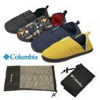 コロンビア Columbia NESTENT MOC II YU0379 010 015 415 ネステント モック II テントシューズ 上履き レディース/メンズ