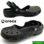 ショッピングサボ クロックス crocs karin clog 202494-001 Black カリン クロッグ サンダル レディース