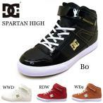 ディーシーシューズ DC Shoes Ys SPARTAN HIGH SE EV SN 174011 スパルタン ハイ B0 RDW WE9 WWD スニーカー レディース