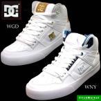 【アウトレット品・返品交換不可】ディーシー DC Shoes SPARTAN HIGH WC SE SN 172018 スパルタン ハイ WGD WNY メンズ
