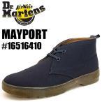 ドクターマーチン Dr.Martens MAYPORT 2EYE SHOE メイポート キャンバス 紺 16516410