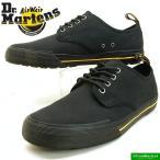 ドクターマーチン Dr.Martens PRESSLER 21951001 黒 プレスラー キャンバス スニーカー メンズ