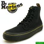 ドクターマーチン Dr.Martens MONET 21968001 黒 モネ キャンバス ハイカットシューズ レディース
