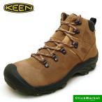 ショッピングトレッキング キーン KEEN PYRENEES ピレニーズ 茶 スエード ハイキング/登山靴/トレッキング メンズ