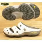 涼鞋 - キーン KEEN YOGUI ARTS 1002037 ヨギ アーツ Hawaii Flower Silver クロッグサンダル メンズ