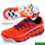 メレル MERRELL ALL OUT PEAK J03943 オールアウトピーク 橙 トレイルランニング