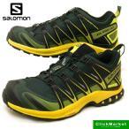 ショッピングトレッキング サロモン SALOMON XA PRO 3D GTX  398526 緑黄 ゴアテックス トレッキング 防水 登山 メンズ