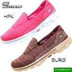 スケッチャーズ SKECHERS PERFORMANCE GO walk 3 14046 ゴーウォーク スリッポン HPK BURG レディース