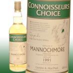 ゴードン&マクファイル マノックモア 20年 1991 45% 700ml コニサーズチョイス