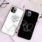送料無料 BTS iphone12 スマホケース iphone11 iphone8 iphone7 iphoneX アイフォンケース 防弾少年団 スマートフォンケース 携帯カバー 韓流グッズ