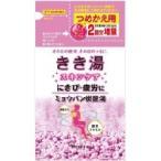 きき湯 ミュウバン炭酸湯  詰替え用 420g/ バスクリン