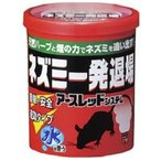 ネズミ一発退場(くん煙タイプ)(10g)/ アース製薬