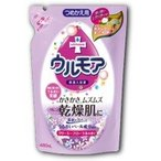 ウルモア 保湿入浴剤 クリーミーフローラルの香り 詰替 480ml / アース製薬