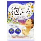 お湯物語 贅沢泡とろ入浴料スリーピングアロマの香り (30g)/ 牛乳石鹸