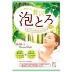 お湯物語 贅沢泡とろ入浴料 ヒーリングフォレストの香り(30g)/ 牛乳石鹸共進社