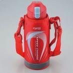 フォルテック スピード ワンタッチ栓ダイレクトボトル 600mL レッド FSR-7367(1個入)/ 和平フレイズ
