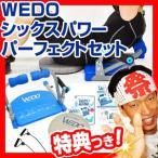 ★最大40倍+500円クーポン★ WEDO シックスパワー パーフェクトセット ワークアウトDVDつき ウィドウ 6パワー  マルチフィットネス器具