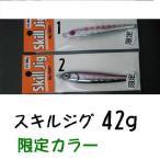 スキルジグ 限定カラー ホロ 42g Skill Jig 42g 12/05の画像