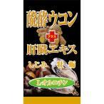 ミヤマ漢方製薬 醗酵ウコン+肝臓エキス粒 180粒