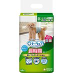 Yahoo!マツモトキヨシ Yahoo!店ユニ・チャームペットケア マナーウェア 高齢犬用 男の子用 おしっこオムツ SSサイズ 44枚