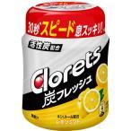 モンデリーズ・ジャパン クロレッツ 炭 フレッシュレモンミントボトル 127g