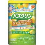 バスクリン バスクリン サンシャインガーデン シトラスブレンドの香り 600g(医薬部外品)