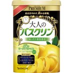 バスクリン 大人のバスクリン 余韻のピールレモンの香り 600g