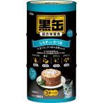 アイシア 黒缶 しらす入りかつお(まぐろとかつおの白身のせ) 160g×3P