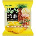 オリヒロ ぷるんと蒟蒻ゼリーパウチ パイナップル 20g×6個