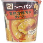 ポッカコーポレーション じっくりコトコトこんがりパン 完熟かぼちゃポタージュ 34.5g