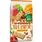 江崎グリコ 毎日果実<アップル&マンゴー> 15枚