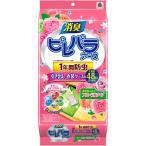 アース製薬 ピレパラアース柔軟剤の香り フローラルソープ 引き出し用 1年防虫 48包