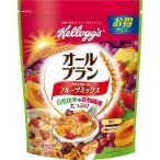 日本ケロッグ オールブラン ブランフレーク フルーツミックス 徳用袋 415G