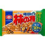 亀田製菓 減塩 亀田の柿の種 6袋詰 200g