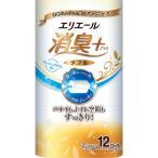 大王製紙 エリエール 消臭+トイレットティシュー(ダブル) 25m 12R