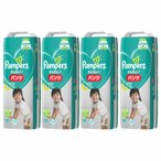 P&Gジャパン パンパース パンツ スーパージャンボ ビッグ 4パック