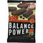 バランスパワー ブラックカカオ味 2本 6袋入