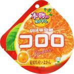 ユーハ味覚糖 コロロ いよかん 40g