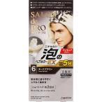 ダリヤ サロン ド プロ 泡のヘアカラーEX メンズスピーディ(白髪用) 6 ダークブラウン 40g+40g(医薬部外品)
