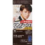 ダリヤ サロン ド プロ ワンプッシュメンズカラー(白髪用) 6 ダークブラウン 50g+50g+10ml(医薬部外品)