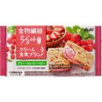 アサヒグループ食品株式会社 アサヒ)クリーム玄米ブラングラノーラ&ベリーベリー 2枚X2袋