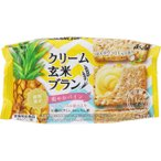 アサヒ クリーム玄米ブラン 爽やかパイン 72g