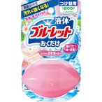 小林製薬 液体ブルーレットおくだけ つけ替用 ほのかな柔軟剤の香り 70ml
