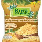 _ キングアイランド ココナッツチップス キャラメル 40g