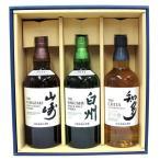 山崎・白州・知多セット【ギフト箱入り】 | おすすめの贈答酒・贈答品