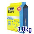 ドクターズダイエット  犬用体重管理 (肥満犬用) 3.8kg 準療法食 【宅配便】