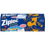 Ziploc フリーザーバッグ M 16枚 ミニーマウス 【Ziploc(ジップロック)】 【ディズニー】【宅配便】