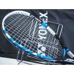 ヨネックス 軟式テニスラケット ADX7LTG 青/黒 初心者用 部活入門