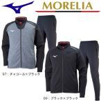 ミズノ モレリア ニットシャツ&パンツ上下セット P2MC8005 P2MD8005 サッカーウェア フットサルウェア ユニセックスMORELIA